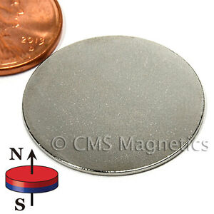 N45 Disc Neodymium Magnets Dia 1x1 32 Ndfeb Rare Earth Magnet 50 Pc