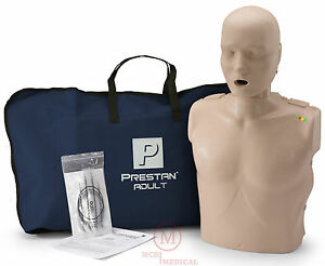 Prestan Adult Cpr Manikin With Feedback Medium Tone Pp am 100m ms Mannequin