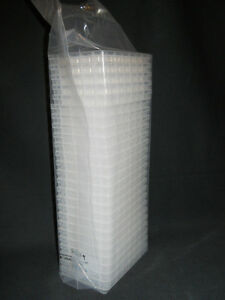 25 pack Corning 96 well Non sterile Round Bottom Storage Plates No Lid 3365