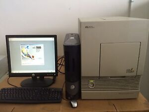 Applied Biosystems Abi Prism Abi 7000 Sequence Detection System Abi7000