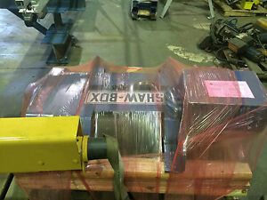 3 Ton Electric Wire Rope Hoist Shawbox Deck Mounted