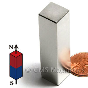 Neodymium Magnets N42 1 2 x1 2 x2 Ndfeb Rare Earth Magnets 10 Pc