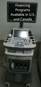 Samsung Medison A30 Ultrasound With 3 Transducers