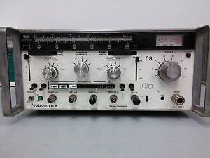 Wavetek 2002a Sweep signal Generator