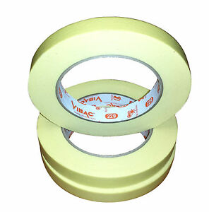 Vibac 2 229 Production High Temperature Automotive Masking Tape full Case
