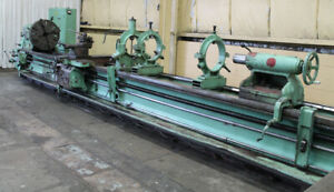 35 Swing X 21 Centers Tos Engine Lathe Metal Turning Machine