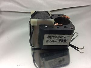 Gleason Avery Coil Mp6j115 120v 50 60 Hz 2 4a Stenner Pump Parts M 2528 a2406t