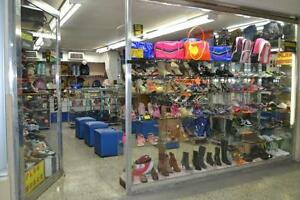 Shoe Store Retail Business