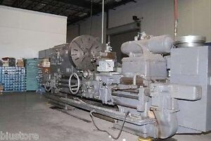 Monarch Engine Lathe 40 X 48 5382