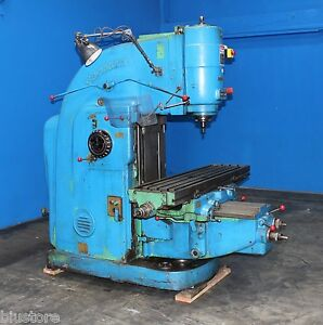 Cincinnati 3 Vertical Milling Machine 15 X 63 Table 15 Hp Metal Cutting