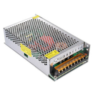 Ac 110 220v To Dc 24v 10a 240w Switching Power Supply Driver For Led Strip Light