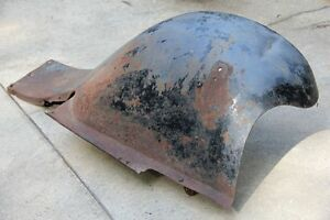1927 Chevrolet Fender Front Drivers Side Left 043