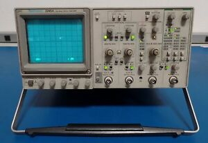 Tektronix 2245a Four Channel Dual Sweep Analog Oscilloscope 100 Mhz