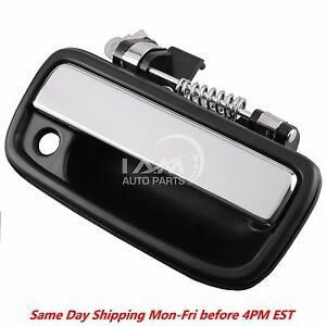 For 1995 2004 Toyota Tacoma Front Right Passenger Chrome Outside Door Handle