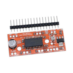 5pcs New Easy Driver Shield Stepping Stepper Motor Driver V44 A3967 For Arduino