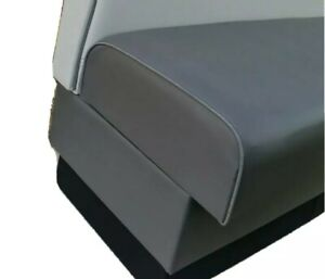 New Custom Fit Restaurant Booth Seat Bottom Covers Only