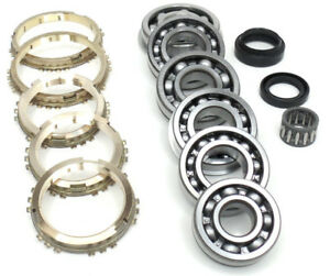 Suzuki Samurai Transmission 4x4 5spd Overhaul Rebuild Kit 1986 1995 bk 165ws