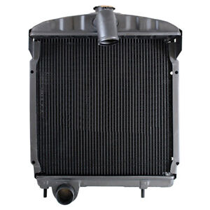 358105r91 58124dbx Radiator For Farmall International 15 7 8 X 16 X 2 A B Bn