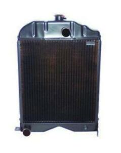 186733m91 Radiator Made To Fit Massey Ferguson 50 50a 65 302 304