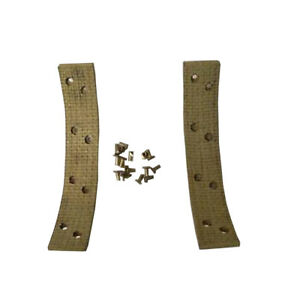 Case Backhoe Brake Band Lining Kit 430 580b c 2 Piece A44721 A44128