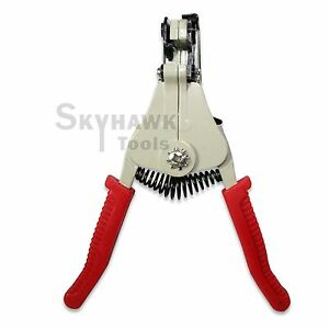 6 1 2 Automatic Wire Stripper Pliers Hand Crimping Tool Electrical Copper Wire
