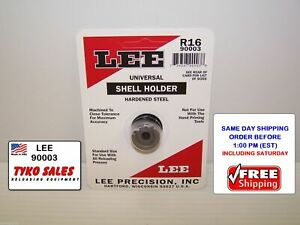 LEE 90003 * LEE UNIVERSAL SHELL HOLDER 90003 * R16 * 7.62x54MM RIMMED RUSSIAN