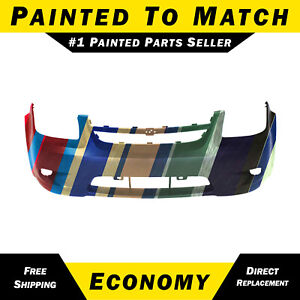 New Painted To Match Front Bumper Cover For 2005 2010 Chevy Cobalt 2 4l Ss Sport