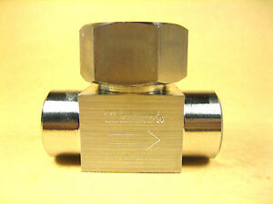 Whitey Ss 56f4 Check Valve Stainless Steel
