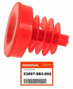 Genuine Honda Acura Oem Power Steering Pump Reservoir Cap 53697 Sb3 952