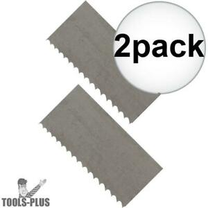 Jet 418445 2pk 1 X 035 X 5 8 Intenss Pro Bandsaw Blades For J 7060 4 New