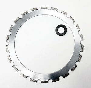 2pk 14 Pro Laser Welded Diamond Ring Saw Blade Drive Wheel Premium Quality