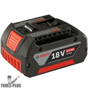 Bosch Tools 5 0ah 18v Fatpack Battery a Better Bat620 Bat621 New