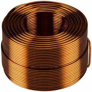 Jantzen 1088 2 5mh 18 Awg Air Core Inductor