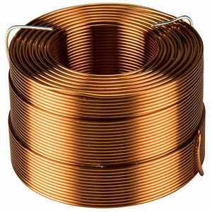 Jantzen 1982 5 0mh 20 Awg Air Core Inductor