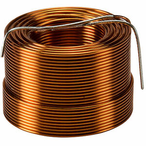 Jantzen 1048 1 3mh 18 Awg Air Core Inductor