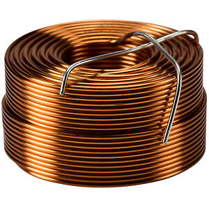 Jantzen 1484 1 8mh 15 Awg Air Core Inductor