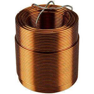 Jantzen 1494 3 3mh 15 Awg Air Core Inductor