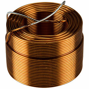 Jantzen 1955 1 4mh 18 Awg Air Core Inductor