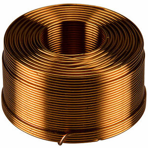 Jantzen 1957 4 5mh 18 Awg Air Core Inductor
