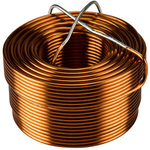 Jantzen 1862 0 91mh 15 Awg Air Core Inductor