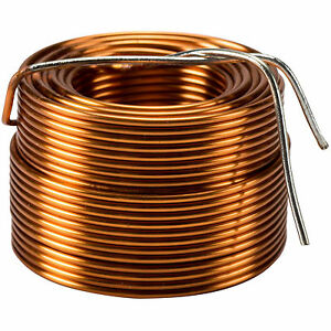 Jantzen 1518 0 47mh 15 Awg Air Core Inductor