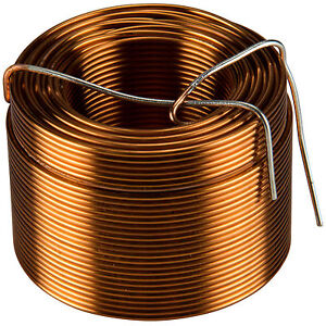 Jantzen 1087 1 5mh 18 Awg Air Core Inductor