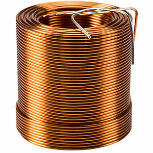 Jantzen 1894 3 0mh 15 Awg Air Core Inductor