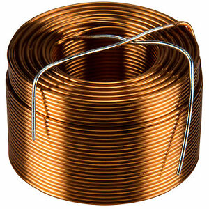 Jantzen 1065 2 2mh 18 Awg Air Core Inductor