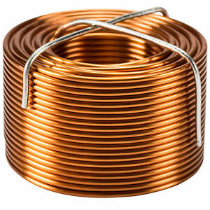 Jantzen 1854 0 68mh 15 Awg Air Core Inductor