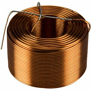 Jantzen 1070 3 3mh 18 Awg Air Core Inductor