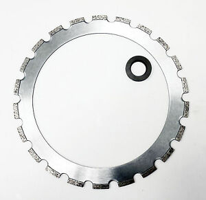 2pk 14 Pro 220 laser Welded Diamond Ring Saw Blade drive Wheel premium Quality
