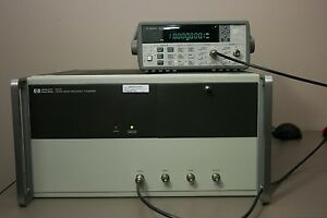 Hp 5061b Cesium Beam Frequency Standard Fully Tested And Guaranteed Working