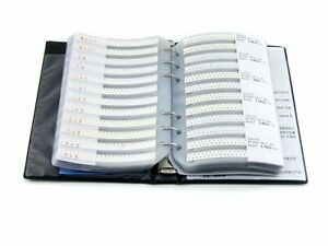 0603 1 Smd Resistor 170 Values 8500pcs Sample Book Assortment Kit