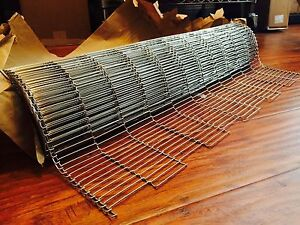 Middleby Marshall Conveyor Chain Pizza Oven Belt Rack 22450 0225 Ps200 Ps540e
